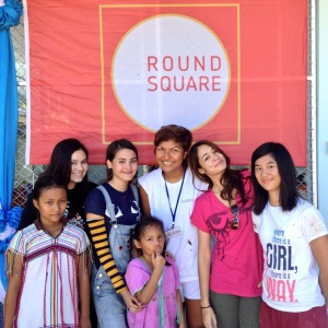 Round Square alumni learning with Baan Huay Sapad School in Chiang Mai