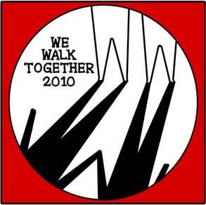 We Walk Together logo 2010