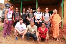 The Project Nepal team