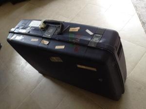 A sentimental suitcase