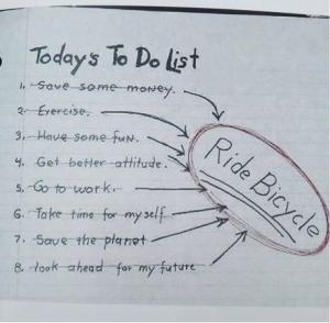 The Story of Stuff to-do-list
